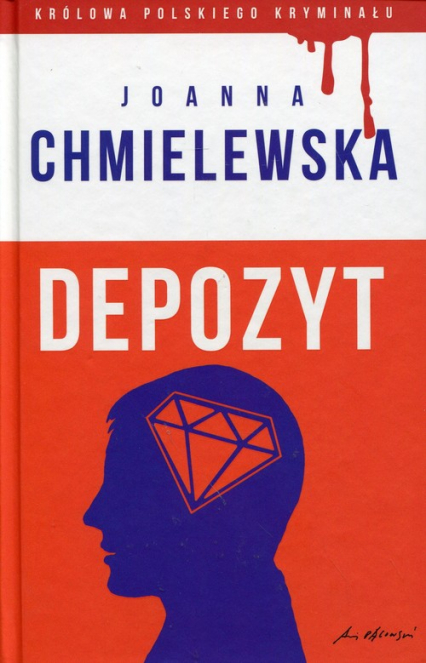 Depozyt - Joanna Chmielewska | okładka