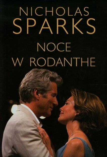 Noce w Rodanthe - Nicholas Sparks | okładka