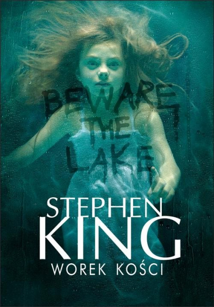 Worek kości - Stephen King | okładka