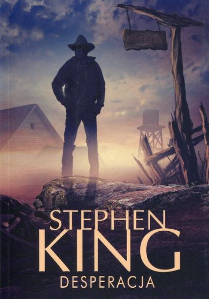 Desperacja - Stephen King   okładka