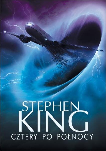 Cztery po północy - Stephen King   okładka