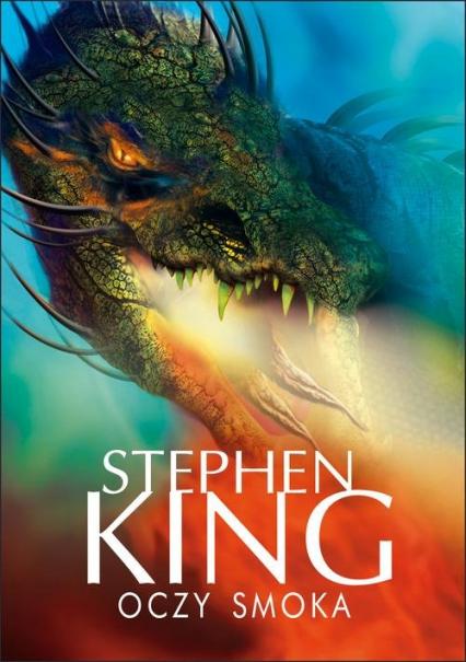 Oczy smoka - Stephen King   okładka