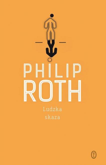 Ludzka skaza - Philip Roth   okładka