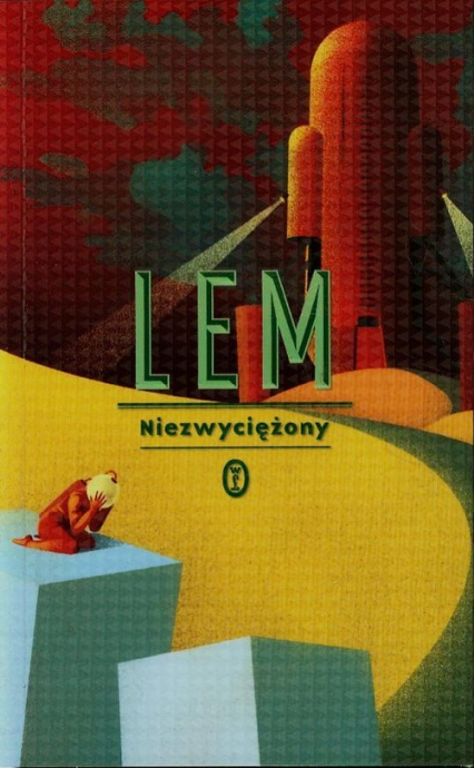 Niezwyciężony - Stanisław Lem | okładka