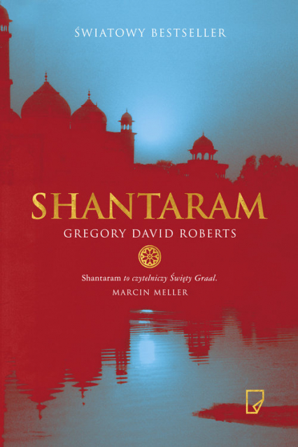 Shantaram - David Gregory Roberts  | okładka
