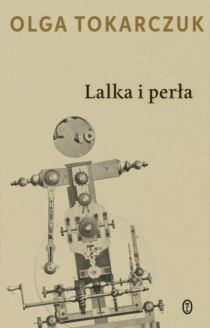 Lalka i perła - Olga Tokarczuk | okładka