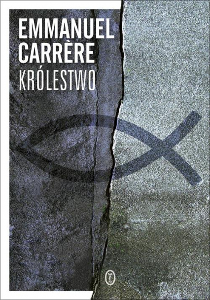 Królestwo - Emmanuel Carrere | okładka