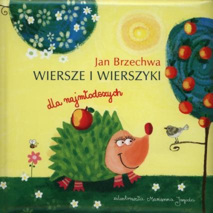 Wiersze i wierszyki dla najmłodszych - Jan Brzechwa | okładka