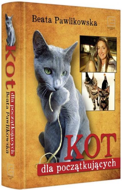 Kot dla początkujących - Beata Pawlikowska | okładka
