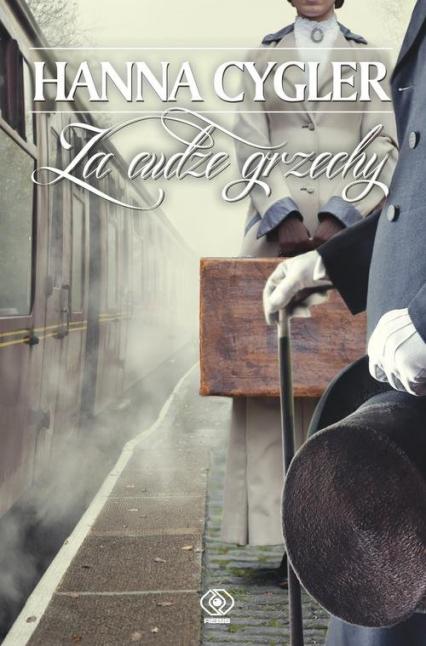 Za cudze grzechy - Hanna Cygler | okładka
