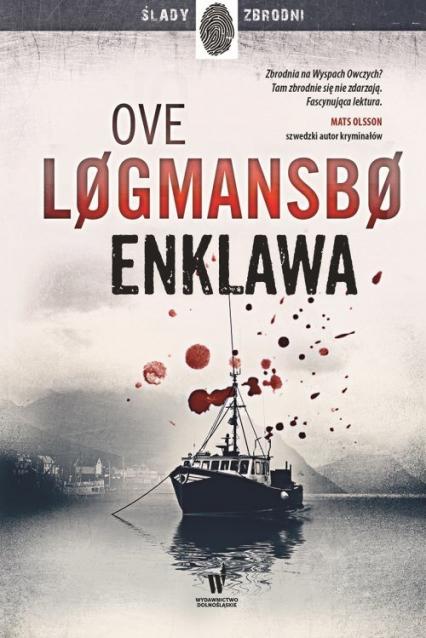Enklawa - Ove Logmansbo | okładka