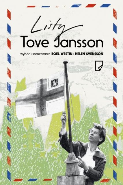 Listy Tove Jansson - Tove Jansson | okładka