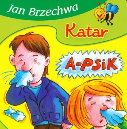 Katar - Jan Brzechwa | okładka