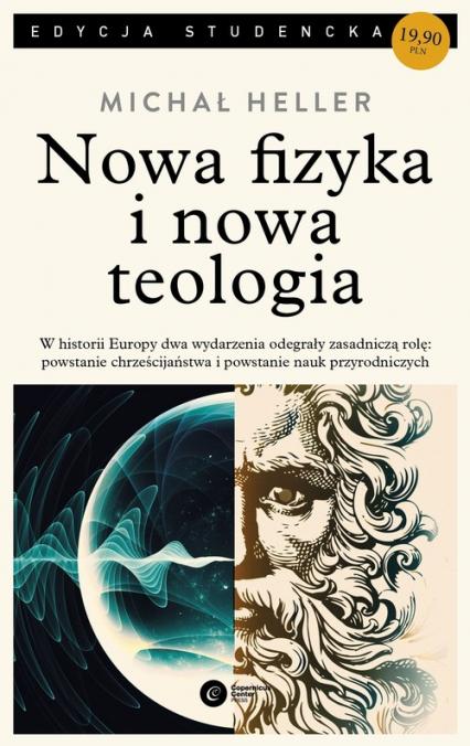 Nowa fizyka i nowa teologia - Michał Heller | okładka