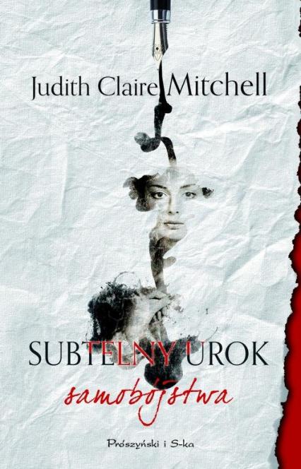 Subtelny urok samobójstwa - Mitchell Judith Claire   okładka