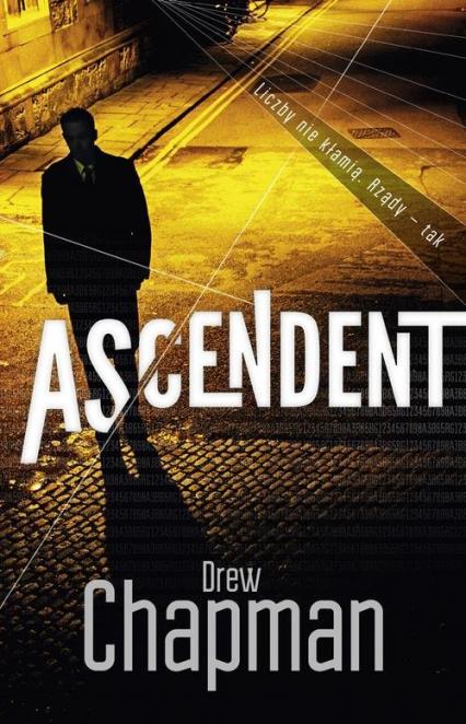 Ascendent - Drew Chapman | okładka