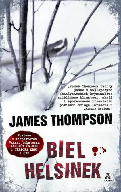 Biel Helsinek - James Thompson | okładka