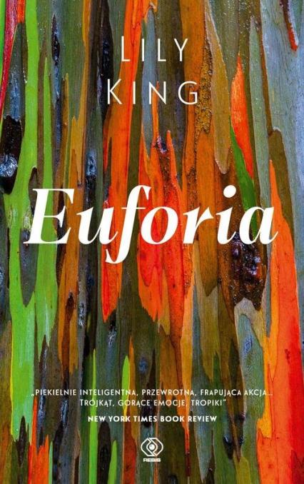 Euforia - Lily King | okładka