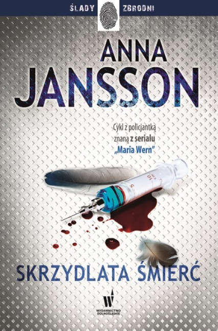 Skrzydlata śmierć - Anna Jansson | okładka