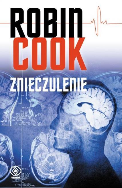 Znieczulenie - Robin Cook | okładka
