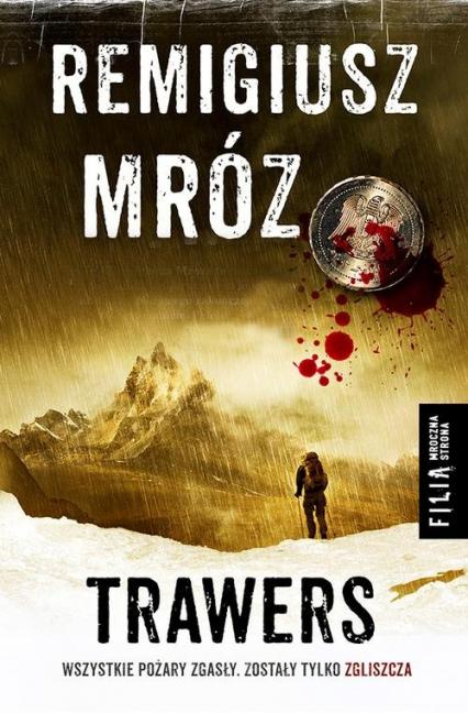 Trawers - Remigiusz Mróz | okładka