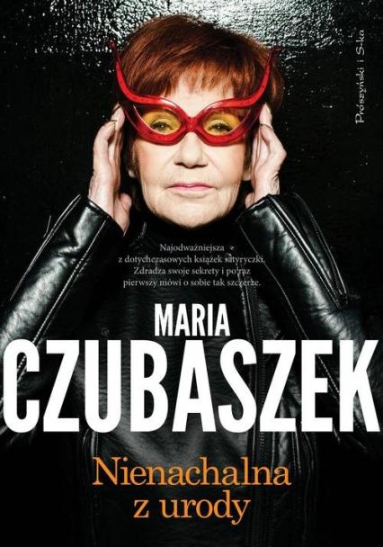 Nienachalna z urody - Maria Czubaszek | okładka