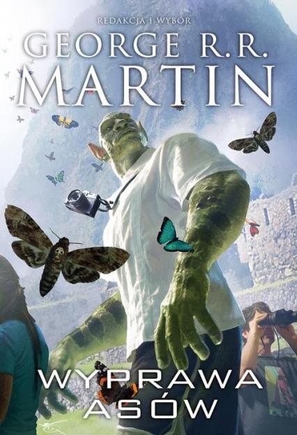 Wyprawa asów - George R.R. Martin | okładka