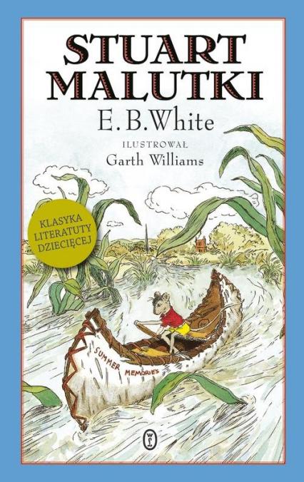 Stuart Malutki - E.B. White | okładka