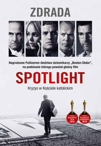 Spotlight. Zdrada - Opracowanie zbiorowe | okładka