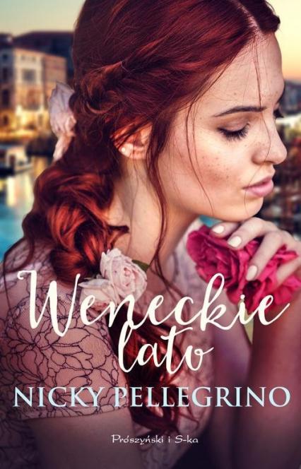 Weneckie lato - Nicky Pellegrino | okładka