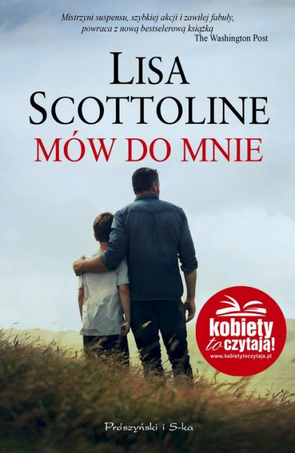 Mów do mnie - Lisa Scottoline | okładka