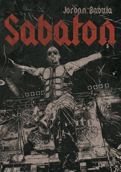 Sabaton - Jordan Babula | okładka