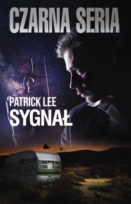 Sygnał - Patrick Lee | okładka