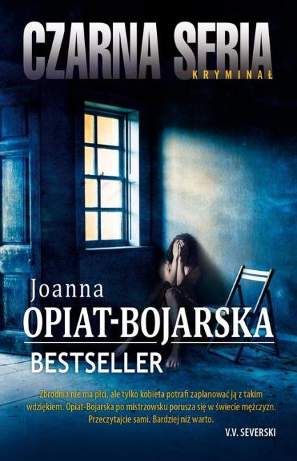 Bestseller - Joanna Opiat-Bojarska | okładka