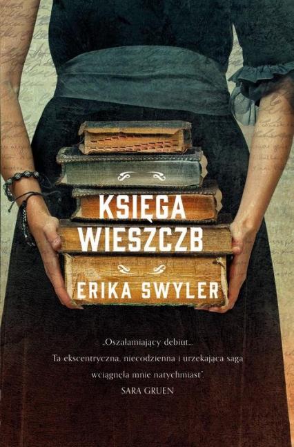 Księga wieszczb - Erika Swyler | okładka