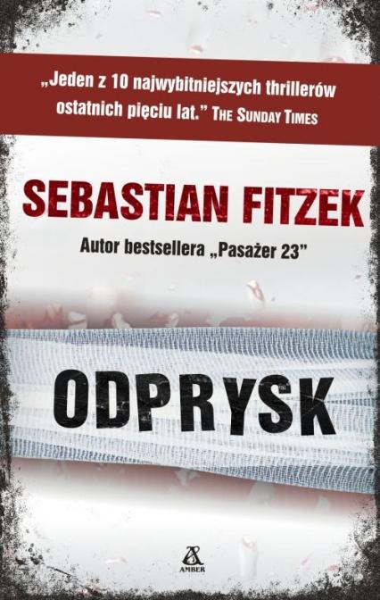 Odprysk - Sebastian Fitzek | okładka