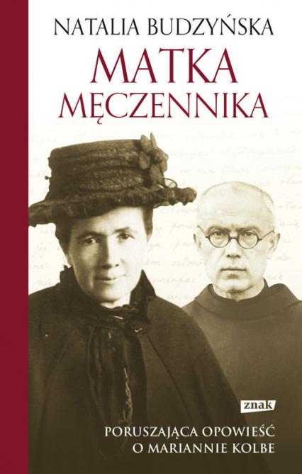 Matka męczennika - Natalia Budzyńska | okładka
