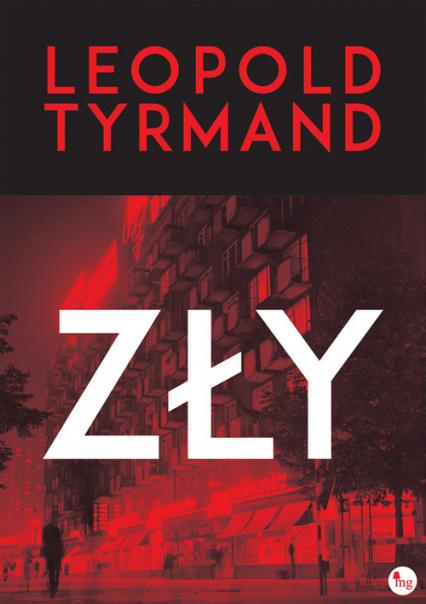 Zły - Leopold Tyrmand | okładka