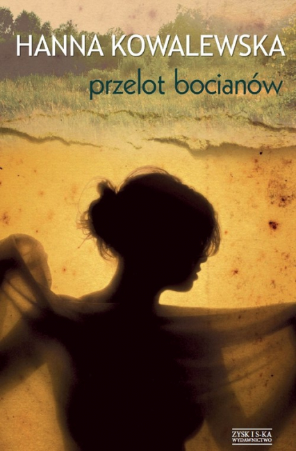 Przelot bocianów - Hanna Kowalewska | okładka