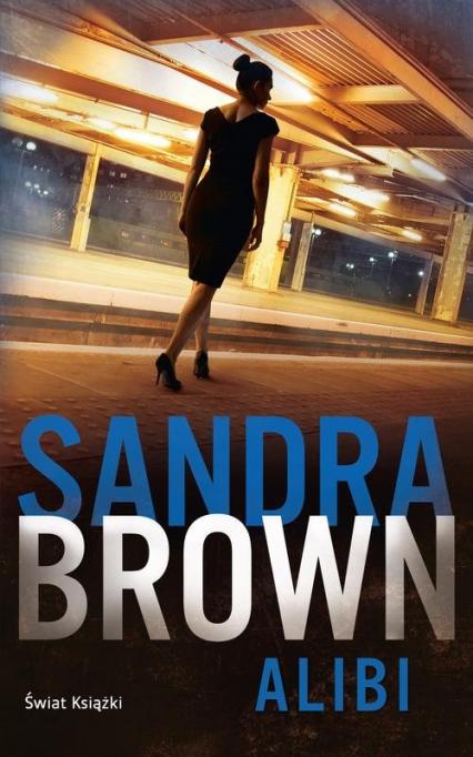 Alibi - Sandra Brown | okładka