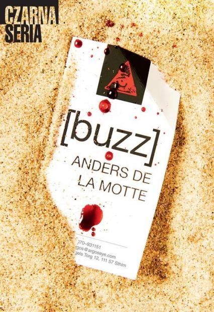 Buzz - Anders Motte | okładka