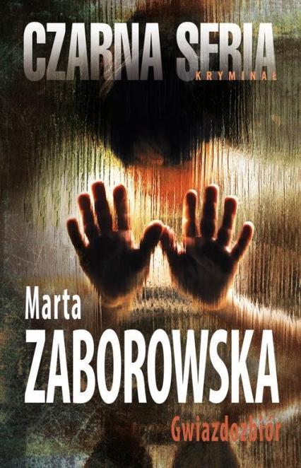 Gwiazdozbiór - Marta Zaborowska | okładka