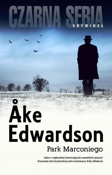 Park Marconiego - Ake Edwardson | okładka