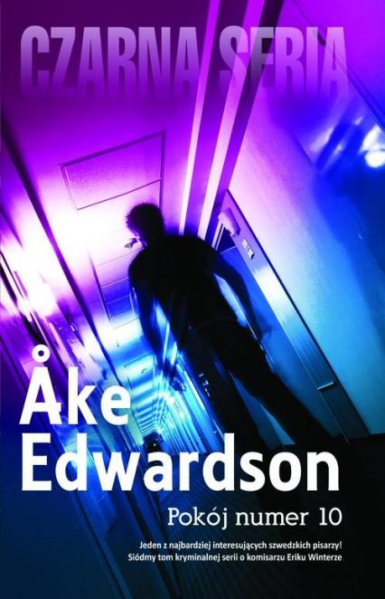 Pokój numer 10 - Ake Edwardson | okładka