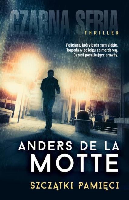 Szczątki pamięci - Motte de la Anders | okładka