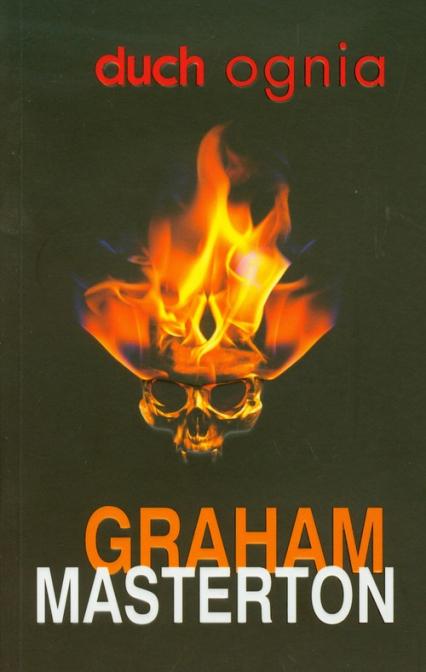 Duch ognia - Graham Masterton | okładka