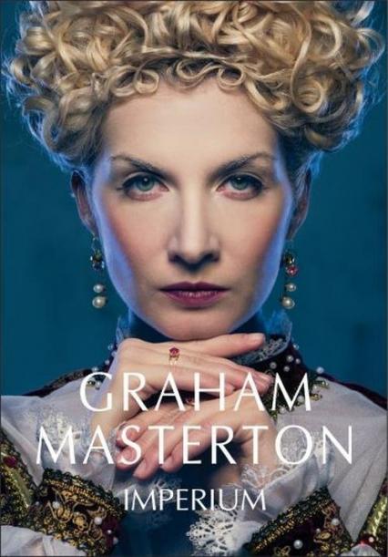 Imperium - Graham Masterton | okładka