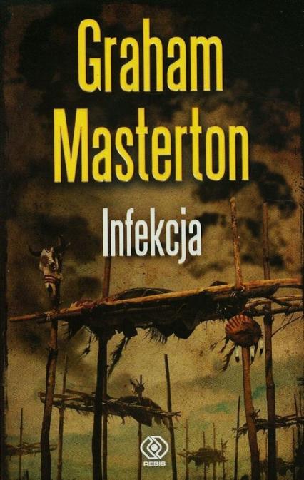 Infekcja - Graham Masterton   okładka