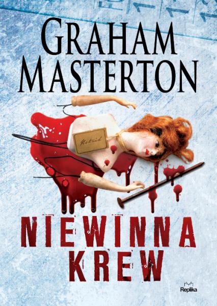 Niewinna krew - Graham Masterton | okładka