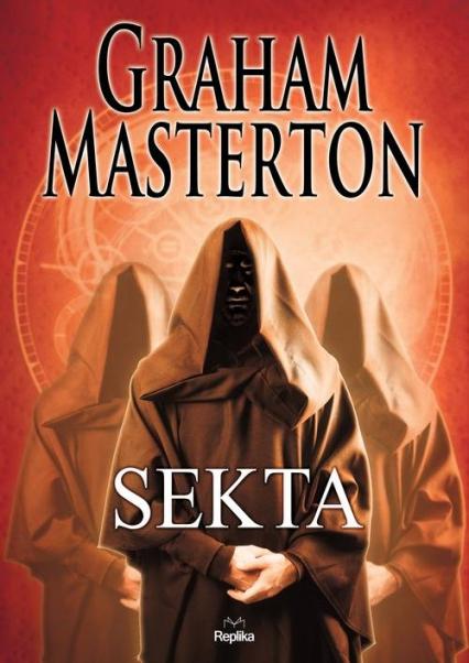 Sekta - Graham Masterton | okładka